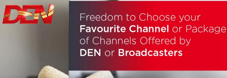DEN Networks Customer Care Number