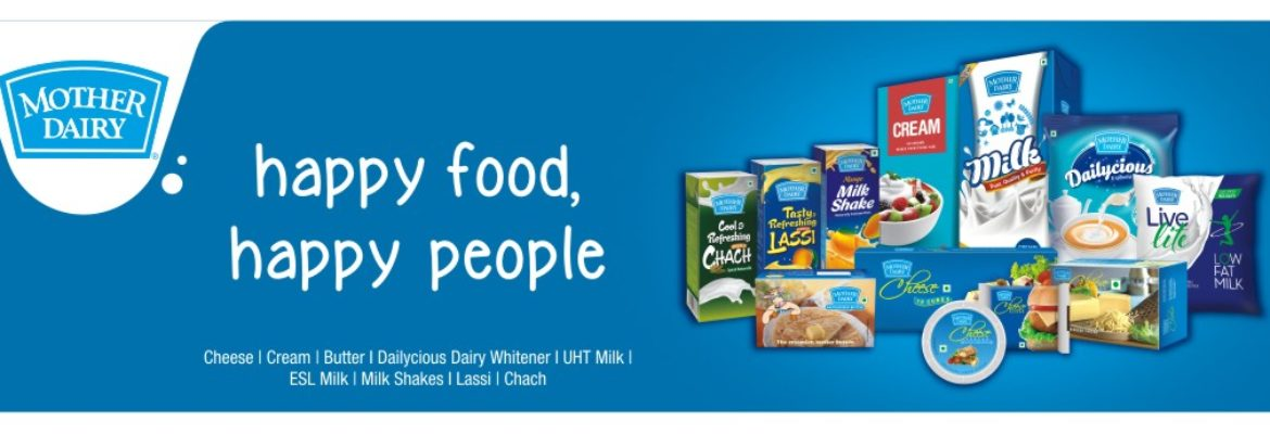 Mother Dairy Customer Care Number