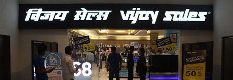 Vijay Sales Customer Care Number