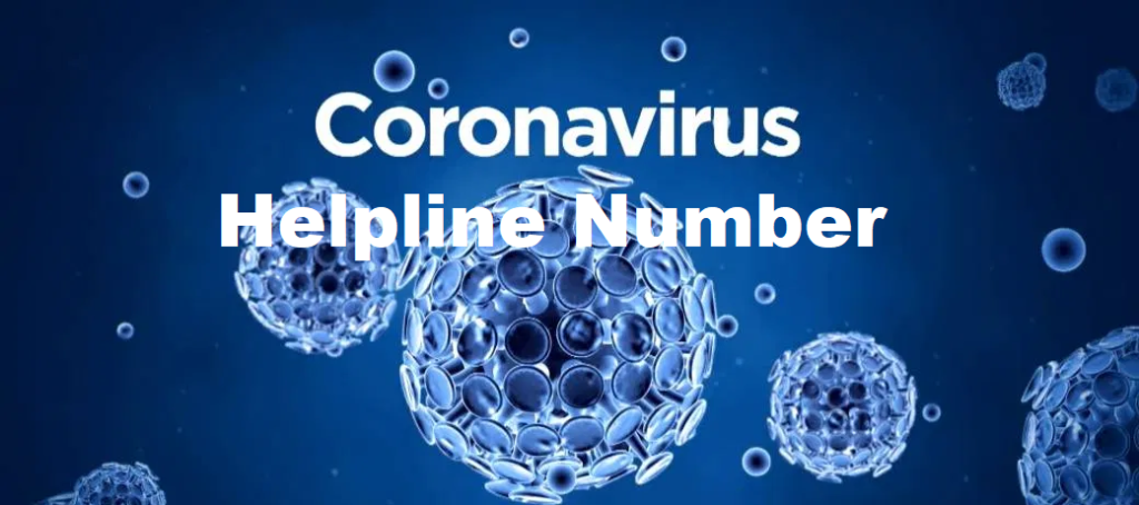 Corona-Virus Helpline Number