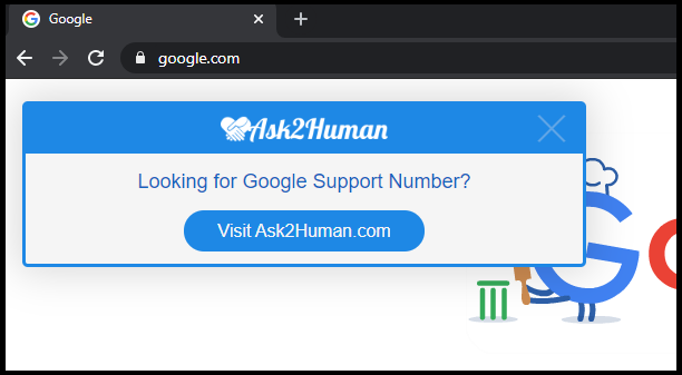 Ask2Human Chrome Extension